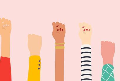 三月國際婦女節 女性力量抬頭
