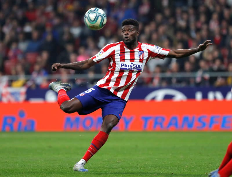 Arsenal secure big-money Partey move