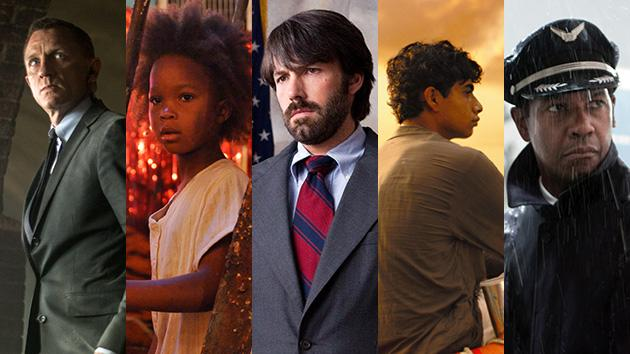 Oscar nominees available on Blu-ray, DVD, On Demand and Digital Download