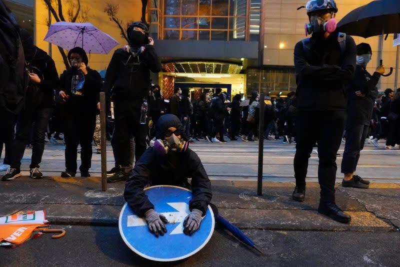 Unjuk rasa rugikan wisata Hong Kong