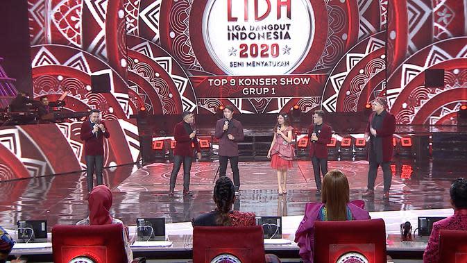 Tonton LIVE Streaming Indosiar LIDA 2020 Top 6 Grup 2 Result Show, Senin 21 September 2020