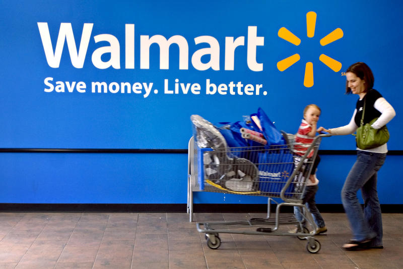 US superstore Walmart take over Kmart Australia?