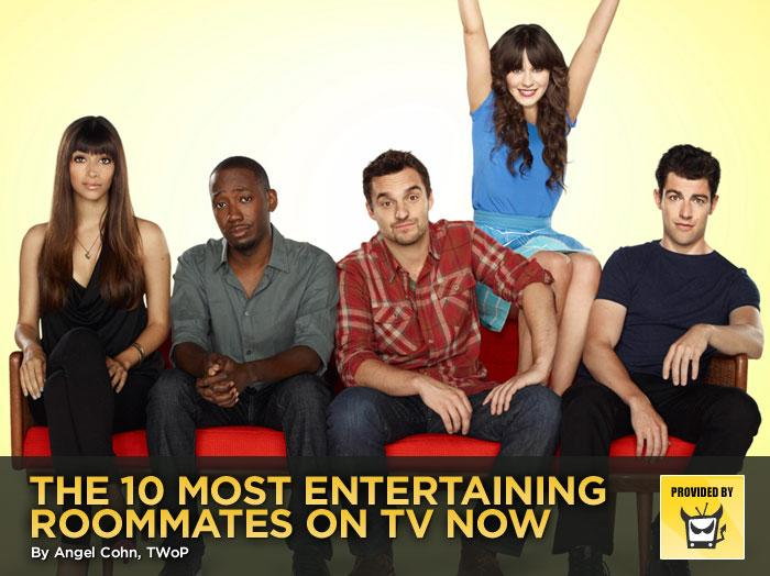 The 10 Most Entertaining Roommates on TV Now