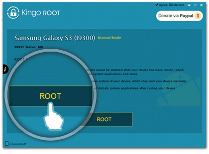 Kinga Android Root how to root android