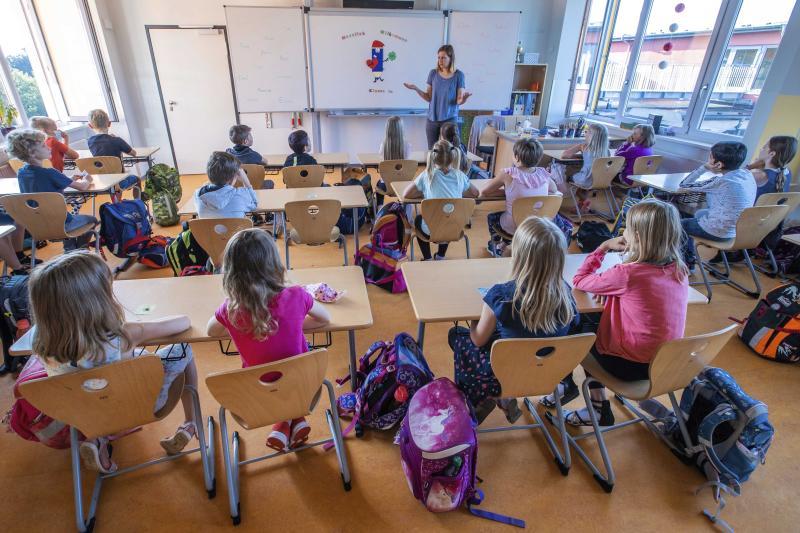 Germany Back To School
