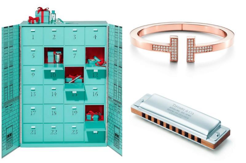 Tiffany & Co.'s advent calendar starts at a hefty $164,000. Photo: Tiffany & Co.