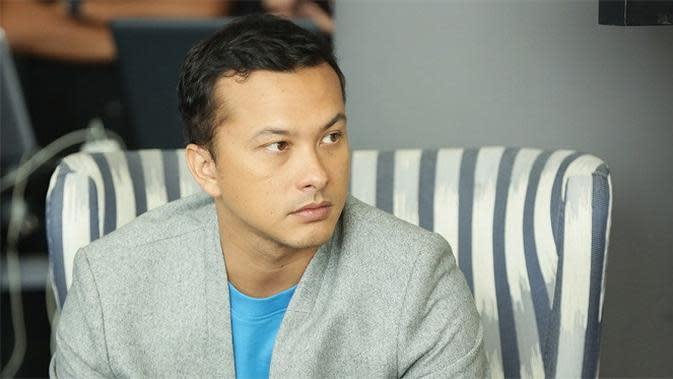 Nicholas Saputra. (Bambang E.Ros/Fimela.com)