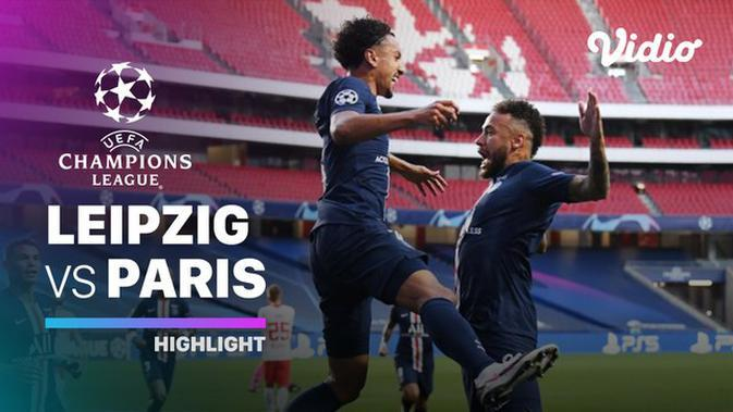 VIDEO: Melihat Lagi 3 Gol yang Antarkan PSG ke Final Liga Champions untuk Hadapi Bayern Munchen
