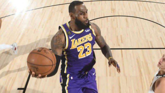 LA Lakers Tantang Miami Heat di Final NBA, Catat Jadwalnya!