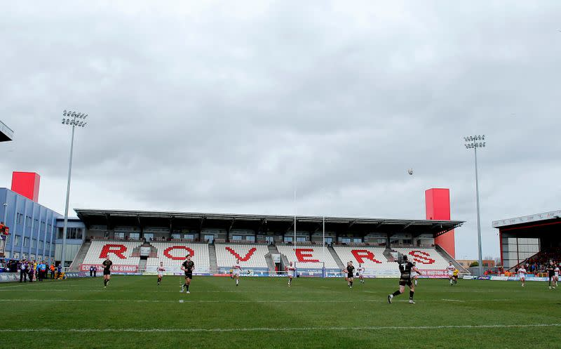 Super League to return with August triple header