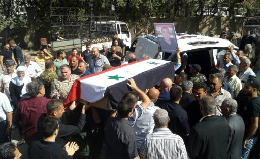 Attacks on July 25, 2018 claimed by the Islamic State group on Syria's southern Sweida province killed more than 250 people, most of them civilians