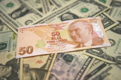 The Turkish lira is testing all-time lows against the dollar and euro