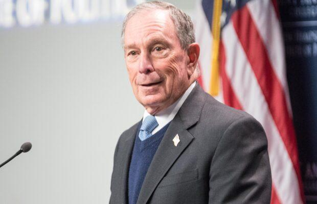 Michael Bloomberg Buys Over $30 Million in TV Ads to Launch Presidential Bid