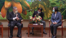 快新聞/「來台弔唁是有意義的行動」 森喜朗:日本人民打從心底尊敬李登輝
