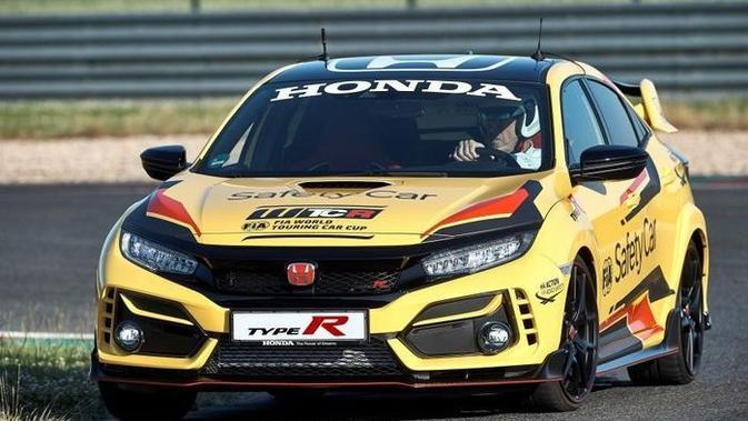 Jadi Safety Car di WTCR, Intip Spesifikasi Honda Civic Type R Limited Edition