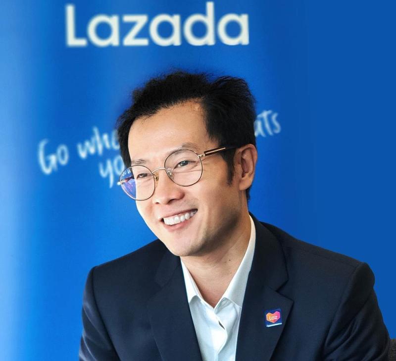 Lazada Malaysia chief executive officer Leo Chow. — File pic