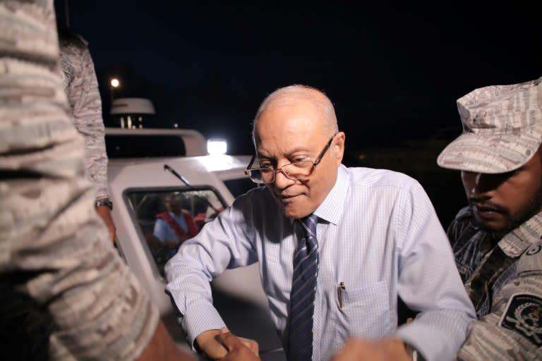 Maldives ex-president tests positive for coronavirus
