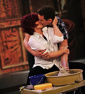 Sharon Osbourne on Her Impromptu Make-out Session on 'The Talk': Ozzy Won't Like It!