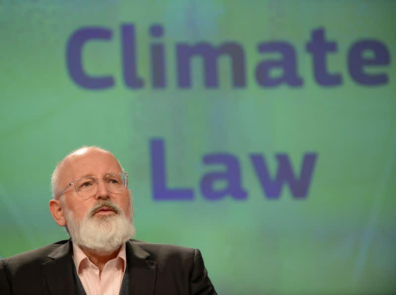 EU countries consider a climate target for every decade