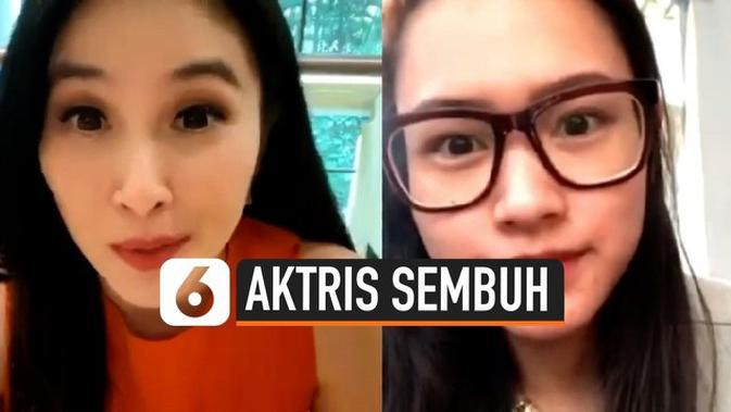 VIDEO: Aktris Twindy Rarasati Berbagi Cerita Usai Sembuh dari Corona