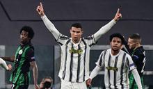 歐冠》C羅連15季進球 尤文2-1勝費倫茨瓦羅斯夫提前進16強