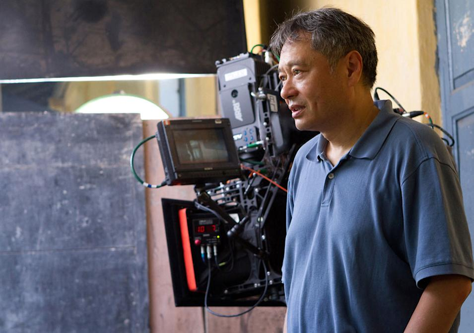 "Ang Lee ""Life of Pi"""