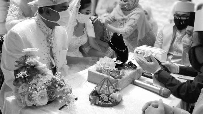 Menikah di Masa Pandemi Tak Harus di Kantor KUA, Ini Syaratnya