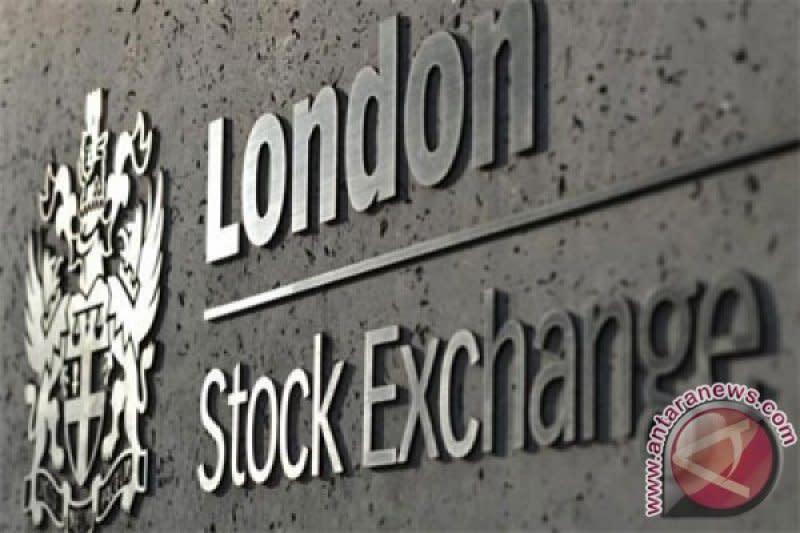 Saham Inggris akhiri kenaikan dengan indeks FTSE 100 turun 46,36 poin