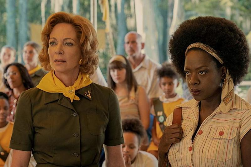 Viola Davis in Troop Zero