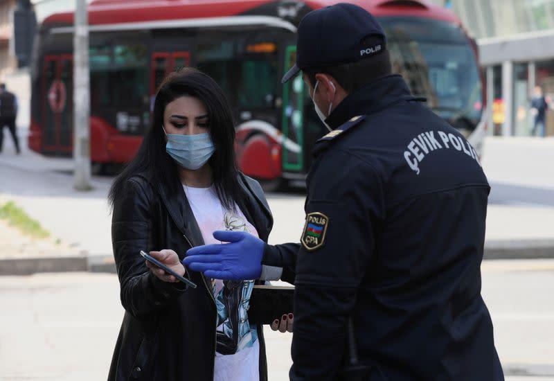 Azerbaijan extends coronavirus restrictions until July 1