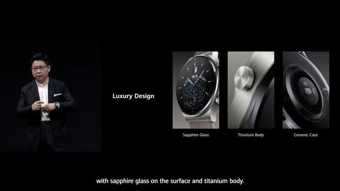 Smartwatch Terbaru Huawei Watch GT 2 Pro Dukung Pengisian Daya Nirkabel Cepat