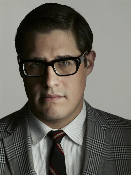 Harry Crane (Rich Sommer)