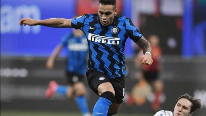 Inter Milan Sukses Bikin Barcelona Menyerah Bajak Martinez