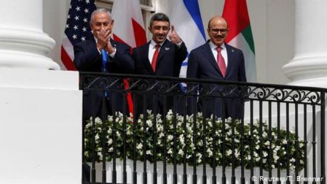 Kemesraan Hubungan Israel-UEA-Bahrain, Apa Pengaruhnya Bagi Indonesia?