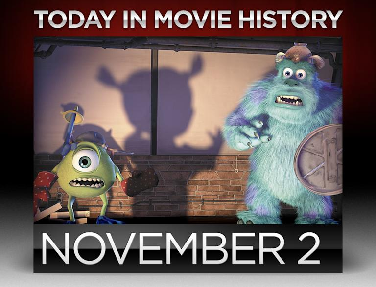 today in movie history, november 2