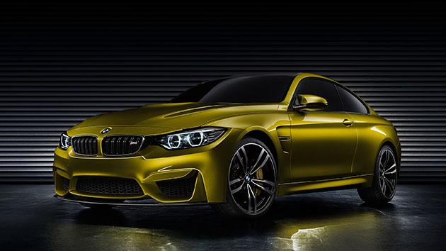 BMW M4 bucks tradition, concept leaks ahead of official reveal