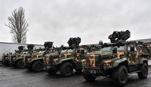 匈牙利購吉德蘭反伏擊車 首批交付