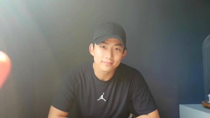 Taecyeon 2PM (Instagram/ taecyeonokay)