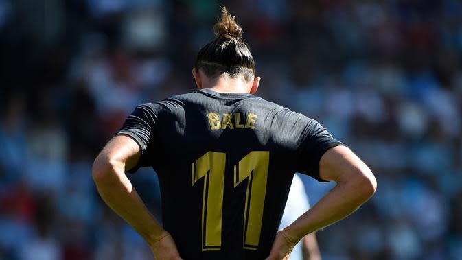 Pemain Real Madrid, Gareth Bale. (AFP/Miguel Riopa)