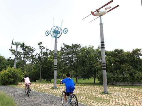中科自行車道