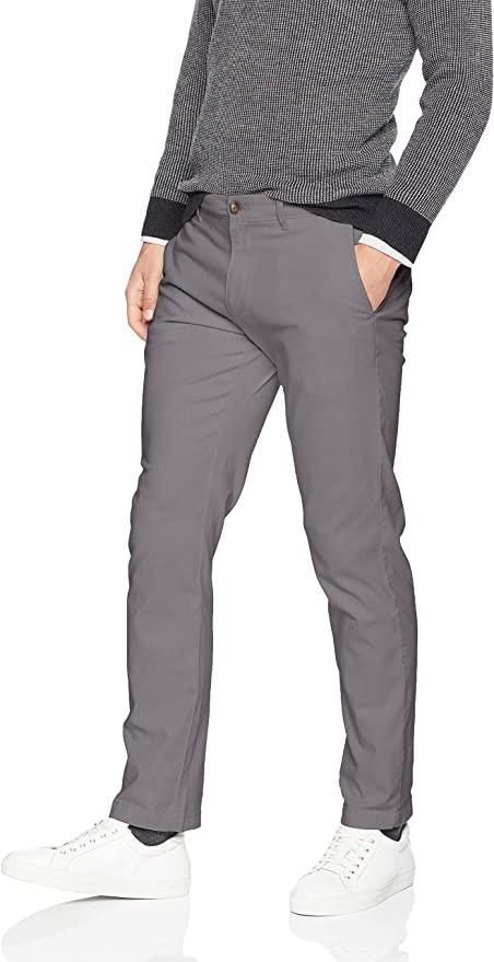 Amazon Essentials Men's Slim-Fit Casual Stretch Khakis are available during Prime Day 2020.