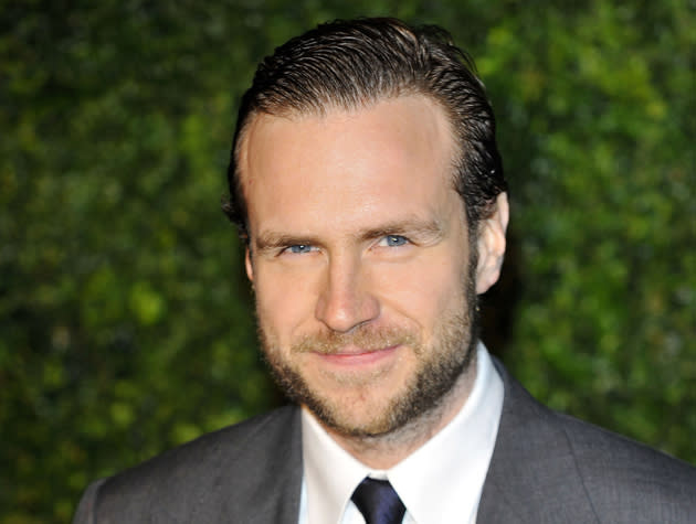 """Rafe Spall had willy """"audition"""" for 'I Give It A Year'"""