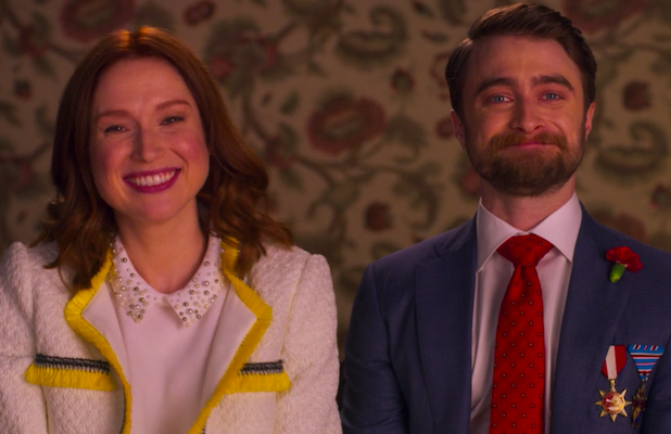 Daniel Radcliffe Suggests Playing 'Kimmy Schmidt' Interactive Special as If You're 'The Worst Human Being Possible'