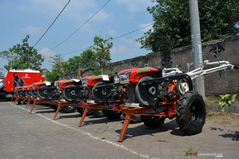 Legislator sebut pentingnya pembangunan bengkel alat mesin pertanian