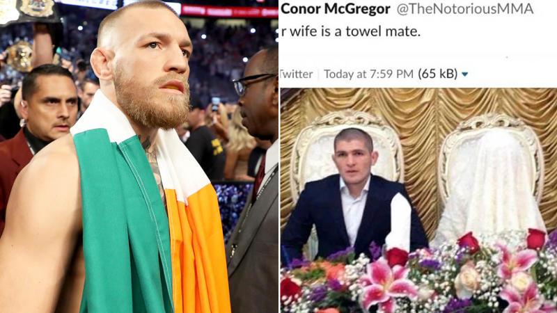 3f94ab627a7 Conor McGregor s tone-deaf antics in wake of Christchurch terror attack