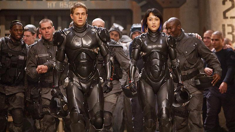 'Pacific Rim' Better-Than-Expected Thursday Night With $3.6 Mil