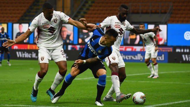 Klasemen Serie A: Inter Milan Tembus Peringkat 2