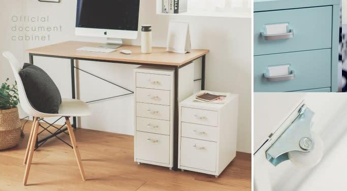 書桌收納巧幫手,在家工作也能有條有理