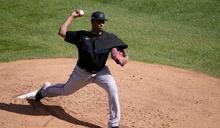MLB/庫柏砲轟達比修 新秀火球男助馬林魚完封小熊晉級