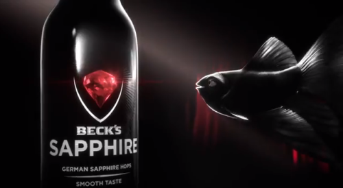 Beck's Beer Super Bowl 2013 ad